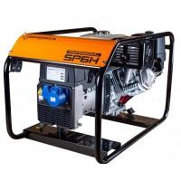 Benzininis generatorius Generga SP6H AVR