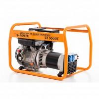 Benzininis generatorius R-Power GE5000S