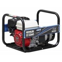 Benzininis generatorius SDMO HXC 3000 C5
