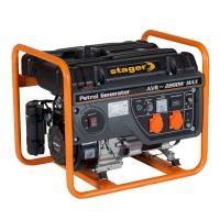 Benzininis generatorius STAGER GG 2800