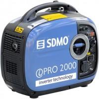 Inverterinis generatorius SDMO INVERTER PRO 2000