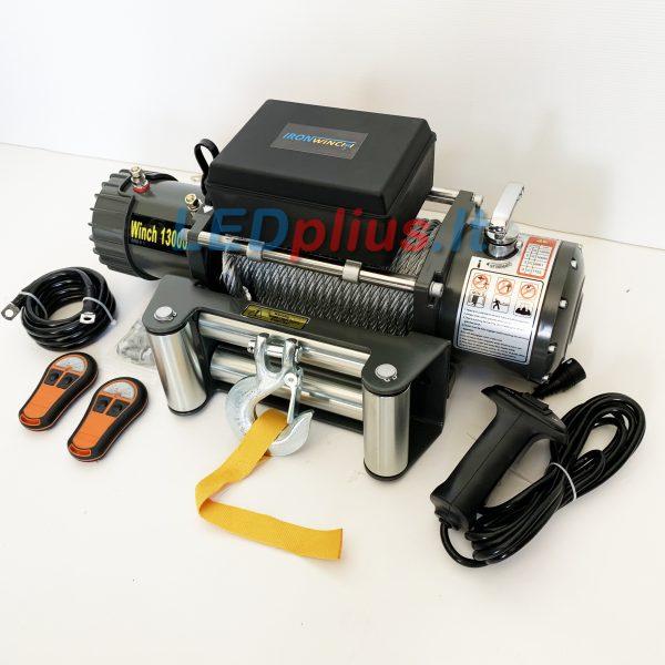 Elektrinė gervė 12V EW13000