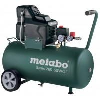 Betepalinis kompresorius Metabo Basic 280-50 W OF