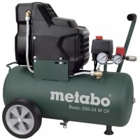 Kompresorius betepalinis Metabo Basic 250-24 W OF