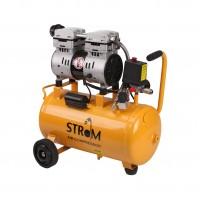 Betepalinis kompresorius Strom 24L