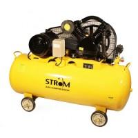 Kompresorius Strom V-0.6/8 100L
