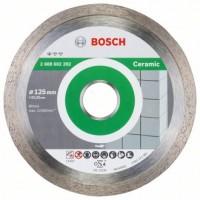 Deimantinis pjovimo diskas Bosch PROFESSIONAL keramikai Ø125