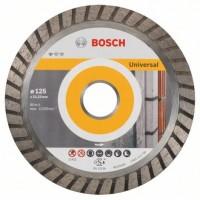 Deimantinis pjovimo diskas Bosch Standard for Universal Turbo Ø125