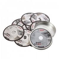 "Metalo pjovimo diskai Bosch ""Standard for inox 125x1mm 10vnt"