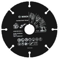 Universalus pjovimo diskas BOSCH CARBIDE MULTI WHEEL