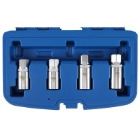 Smeigių išsukėjų komplektas 6-8-10-12mm