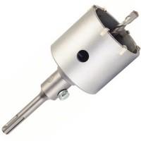 Gręžimo karūna SDS plus su centravimo grąžtu Bosch ,d=68 mm