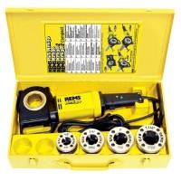 Amigo Set R ½-¾-1-1¼ elektrinis vamzdžių sriegtuvas