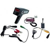 Skaitmeninis stroboskopinis pistoletas benzininiams ir dyzeliniams varikliams