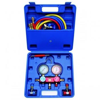 Kondicionierių pildymo įranga ir įrankiai remontui