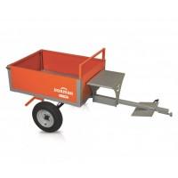 Agro priekaba su minkšta sėdyne kultivatoriui TT 50 RR400