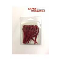 Ikra Mogatec neiloniniai peiliai akumuliatorinei žoliapjovei IART 2520