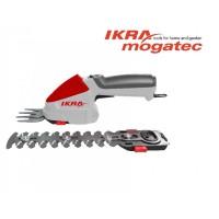 Akumuliatorinės žolės ir gyvatvorių žirklės Ikra Mogatec IGBS 1054 LI