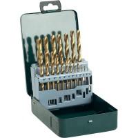 19 dalių HSS-Tin grąžtų komplektas Bosch