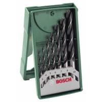 7 dalių grąžtų komplektas medienai Bosch