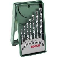 7 dalių mūro grąžtų komplektas Bosch