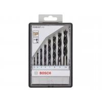 Grąžtų komplektas medienai Bosch 8 vnt